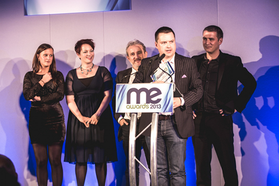 Fetch Wins Marketing Agency of the Year