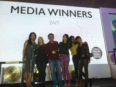 JWT Singapore Wins Nine Medals at 4A's Creative Circle Awards