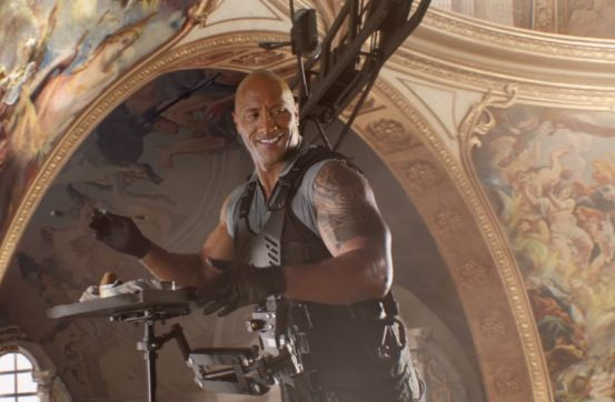 The Rock and Siri Dominate the Day in Action-packed Global Apple Ad