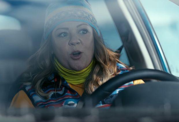 Melissa McCarthy Takes the Kia Niro Around the World in New Super Bowl Ad