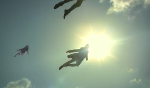 It's Raining Men in JWT's Campaign for Atlantis - The Palm