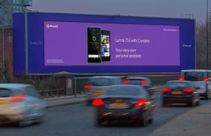 Ocean & Microsoft Launch Manchester's Biggest OOH Media Wall