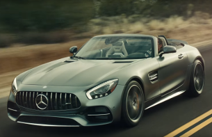 The Coen Brothers Celebrate 50 Years of Mercedes AMG in Super Bowl Spot