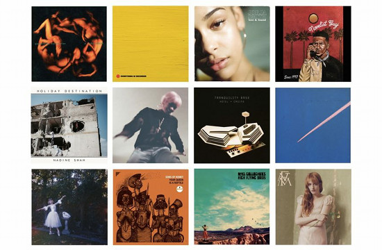 Pitch & Sync's Take on the Mercury Prize, Past and Present