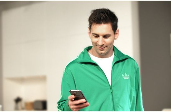 China's WeChat Goes Global with Messi