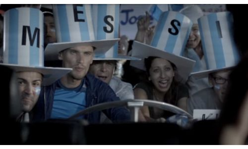 Saatchi Thailand Lets You 'Be the One' In World Cup FIFA Campaign
