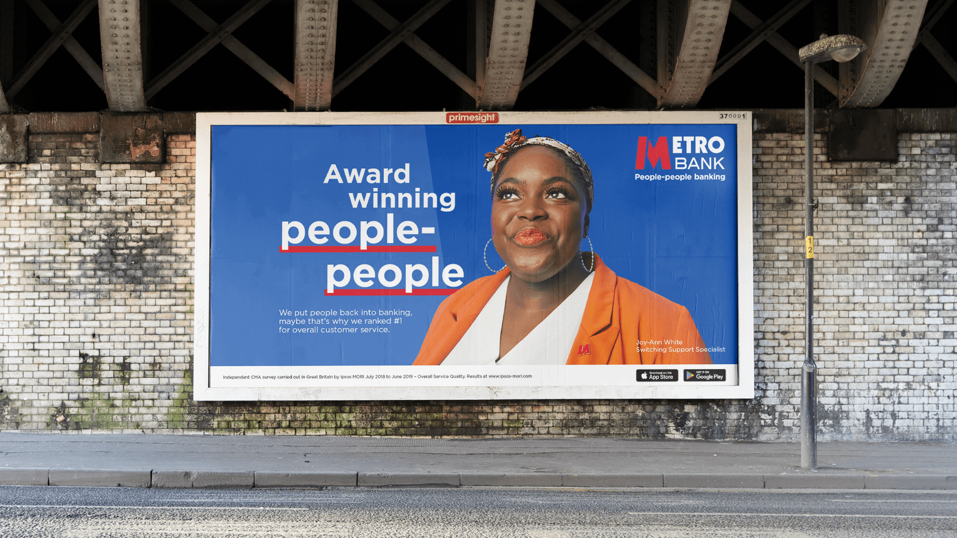 Metro Bank's Latest Campaign Celebrates 'People-People Banking'