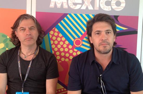 Cannes Beached: Hector Fernandez & Hernan Ibarra on Mexican Success