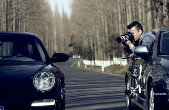 Dream Driving Across China with TBWA Shanghai & Michelin