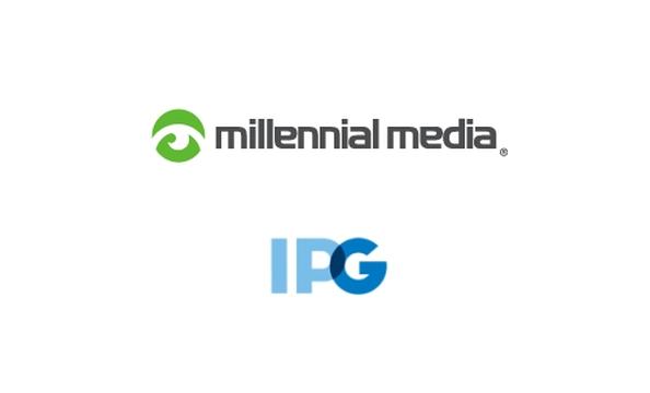 Interpublic & Millennial Media Announce Year-long Strategic Partnership