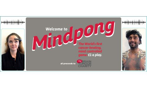M&C Saatchi Gets People Thinking With 'Mind Pong'