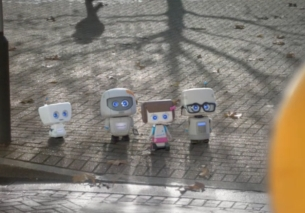 Can These Cute Minibots Save Confused.com's BRIAN In Time?