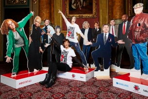 Comedian Miranda Hart & Fallon Bring a New Way to Donate this Red Nose Day