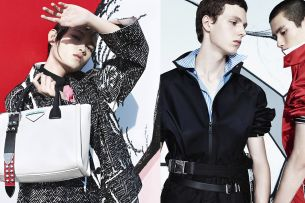 YOUTH MODE Music Supervises Prada SS18 Womenswear and Menswear Campaigns