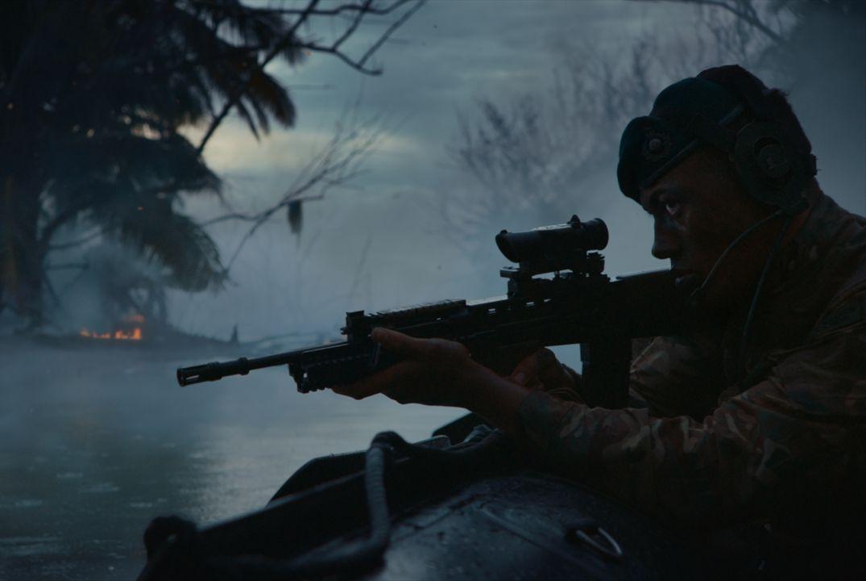 Nicolai Fuglsig Enters 'The Mist' for New Royal Marines Commandos Campaign
