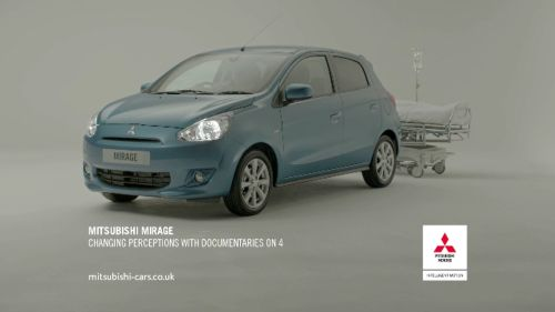 Mitsubishi Motors To Sponsor Documentaries On 4