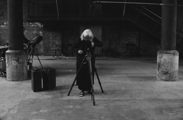 Lynne Ramsay Captures Iconic Photographer Brigitte Lacombe for Miu Miu's Women's Tales
