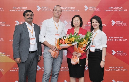 Mobile Marketing Association Launch Their Vietnam Chapter