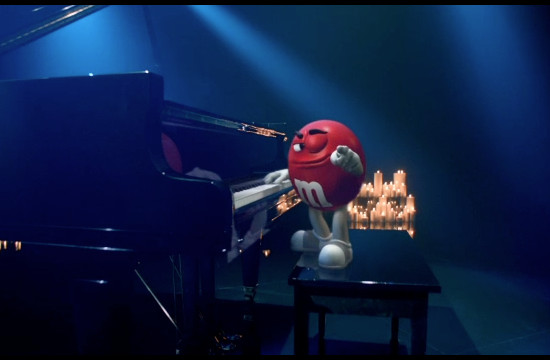 M&M's Red Love Ballad Extended