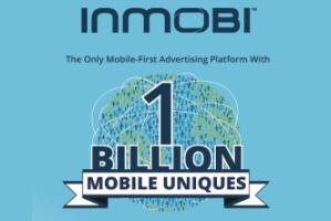 Mobile Ad Platform InMobi Reaches Over One Billion Mobile Devices