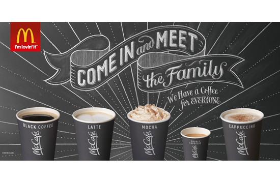 Leo Burnett Launches McDonald's Mocha