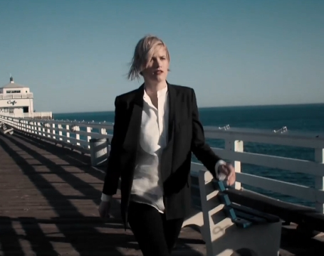 Steven Sebring Captures Modern Muse Moments for Esteé Lauder
