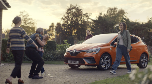 Exchange Students Blossom into 30-Year Love Affair in Magnificent Renault Ad