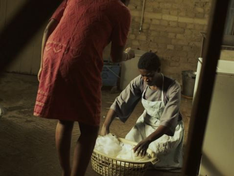 Home Office Spot Shows Slavery is Closer to Home Than You Think