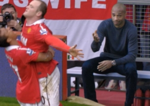 Thierry Henry Travels Through Time to Witness the Best of The Premier League
