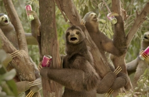 These Singing Sloths Prove There's Money in Ridiculous Advertising