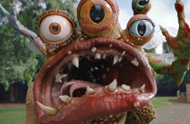 Electric Theatre Collective Brings Imaginary Monsters to Life for Asda's Back to School Ad