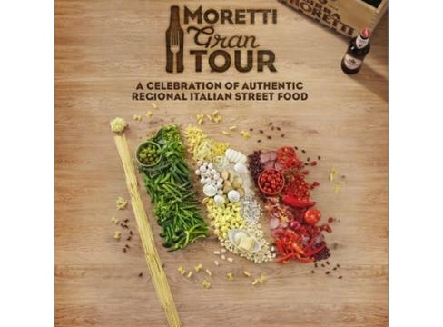 Space Kicks Off 'The Moretti Movement' for Birra Moretti