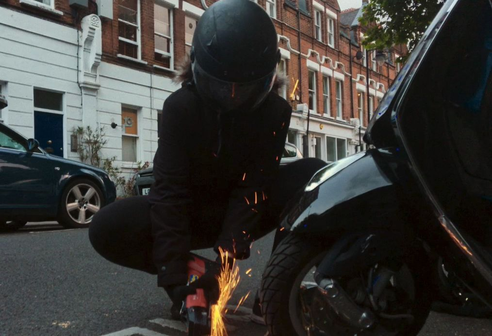 New Met Police Campaign Transports You into the Mind of a Scooter Thief