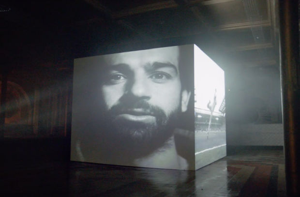 Mo Salah Reflects on His Eventful Life in This Visually Striking Alex Bank Ad