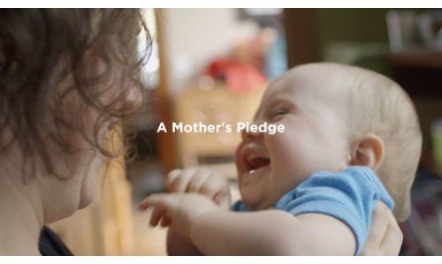 Moms' Voices Recites A Mother's Pledge To Protect Children