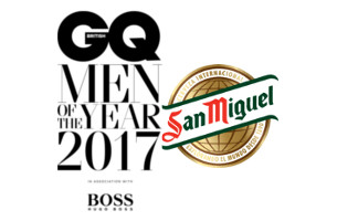 San Miguel Celebrates Men with the 2017 GQ Men of the Year Awards