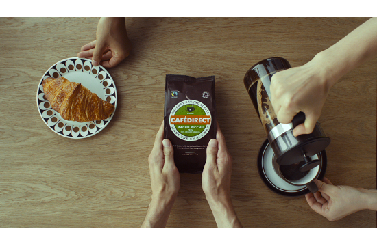 Cafédirect unveil New Campaign and Positioning