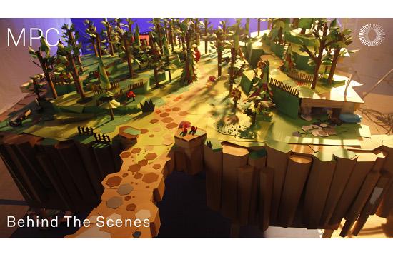 MPC's Handmade Paper Universe for PS Vita
