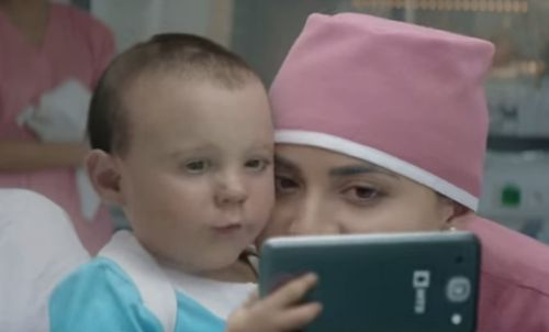 """""""MTS Internet Baby"""" Becomes India's Most Viewed Ad of All Time"""