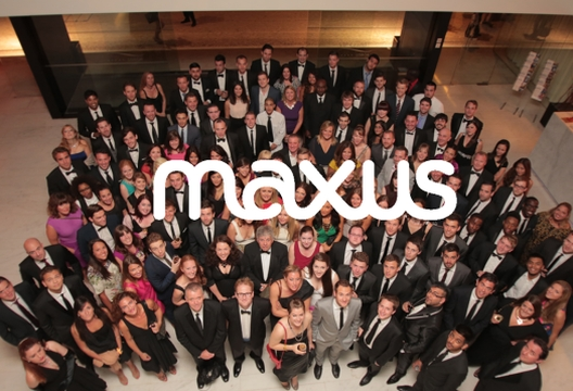 Maxus UK Crowned Media Agency of the Year