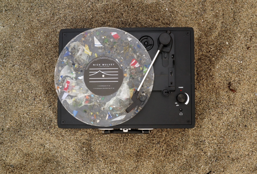 Vinyl Made from Ocean Plastic Turns the Tables on the Music Industry