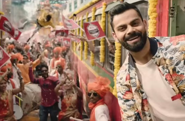 Cricketer Virat Kohli Celebrates Heroes from the Streets of India in Mobile Premier League Ad