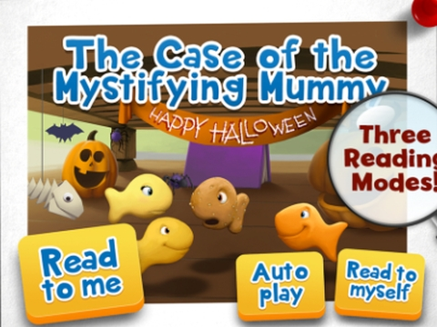 Prepare for Halloween with Pepperidge Farm's 'Case of the Mystifying Mummy'