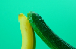 Who Knew That Cucumbers & Tofu Were Such Raunchy Little Devils?