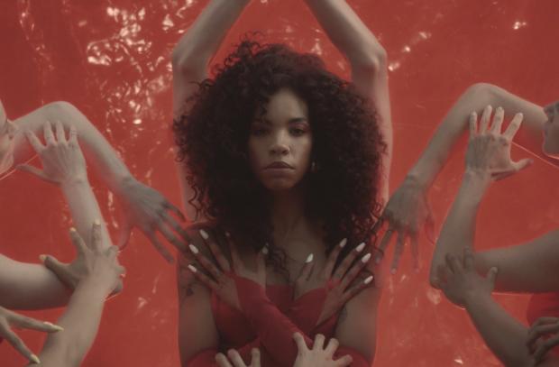 Hearts Will Bleed in Swedish Pop Star Janice's Stylish New Music Video