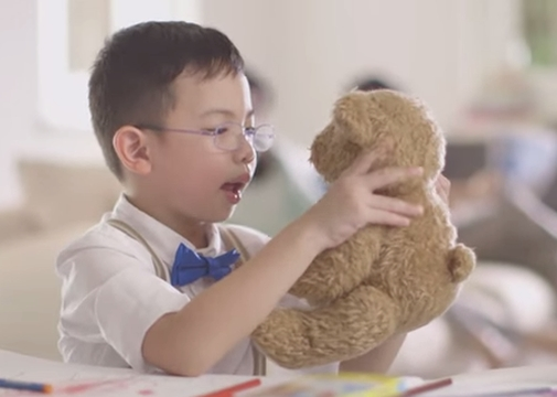 Meet the Cutest Little Myth Buster in Leo Burnett Singapore's MSIG Campaign