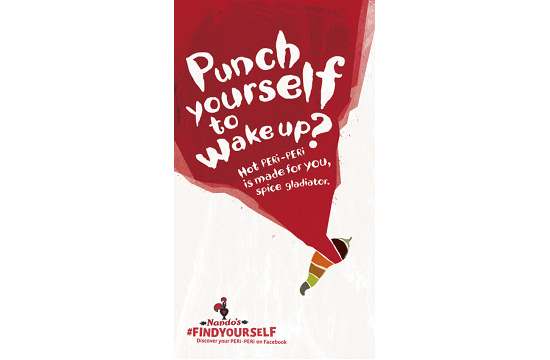 #FindYourself with Nando's