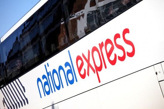ais London Lands National Express Account
