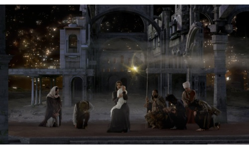 MPC Collaborates With Martha Fiennes for 'Nativity' At the National Gallery