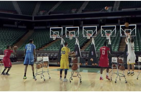 NBA 'Jingle Balls'